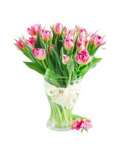 Ombre Radiance Tulip Bouquet