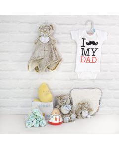 Father's Love Gift Basket