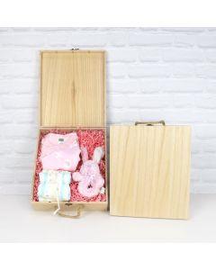 Girl's Starter Crate - Baby Girl Gift Set