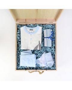 Baby Boy - Boy's Arrival Crate