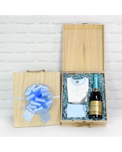 Welcome Home Baby Boy Celebration Gift