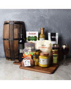 Kosher Wine Celebration Basket