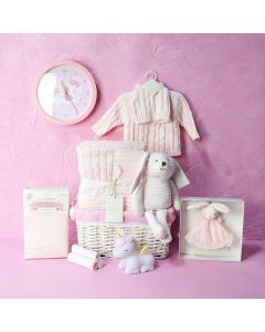 BABY GIRL BEDROOM SET, baby girl gift hamper, newborns, new parents
