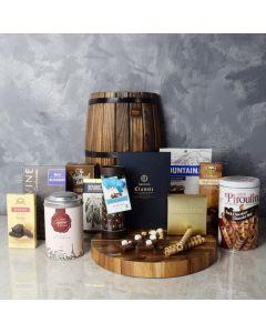 Lansing Bountiful Chocolate Basket, gourmet gift baskets, gift baskets, gourmet gifts
