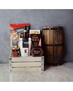 Divine Cheese, Chip & Wine Gift Set, wine gift baskets, gourmet gift baskets, gift baskets