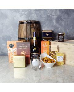 Sweet & Bold Liquor Gift Set, liquor gift baskets, gourmet gift baskets, gift baskets