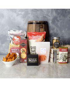 Ultra Crunchy Gift Set, gourmet gift baskets, gourmet gifts, gifts