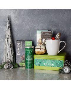 Decadent Hot Chocolate Gift Basket