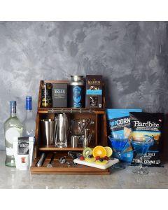 Executive Martini Bar Gift Set