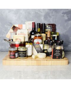 Complete Chef Kit Gift Set, wine gift baskets, gourmet gifts, gifts