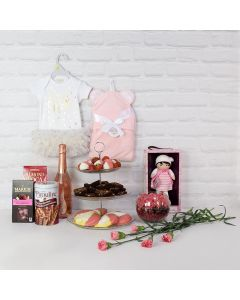 The Little Munchkin Gift Set, Baby Girl Gifts