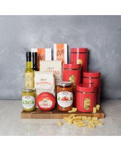 Pasta Wonderland Gift Set, gourmet gift baskets, gift baskets, gourmet gifts