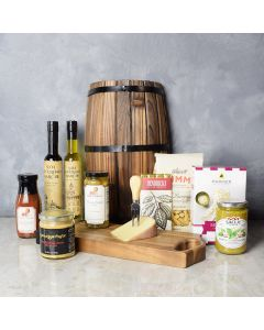 Sweet & Zesty Treats Gift Set, gourmet gift baskets, gift baskets, gourmet gifts