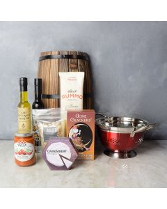 Picture Perfect Pasta Gift Set, gourmet gift baskets, gourmet gifts, gifts