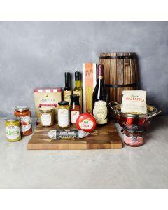 Tantalizing Treats & Wine Set, wine gift baskets, gourmet gift baskets, gift baskets, gourmet gifts