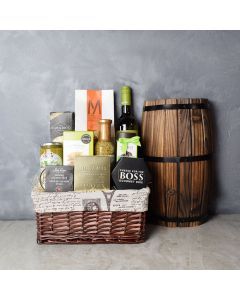 Perfect Pasta Gift Set with Wine, wine gift baskets, gourmet gift baskets, gift baskets, gourmet gifts