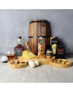 Golf Lover's Liquor Gift Set, liquor gift baskets, gourmet gift baskets, gift baskets, gourmet gifts