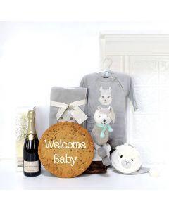 Lil' Baby Llama Celebration & Arrival Gift Set, Unisex Gifts, Baby Gifts, Unisex Gifts