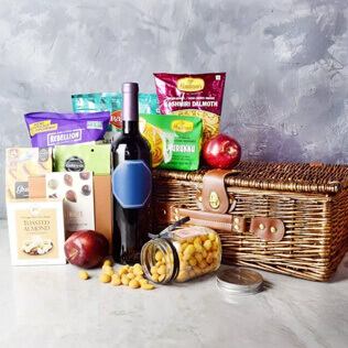 Diwali Gift Basket With Sparkling Gifts & Goodies Connecticut