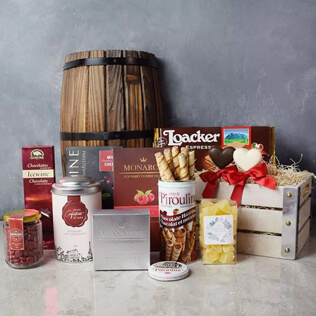 All Things Chocolate Gift Basket Connecticut