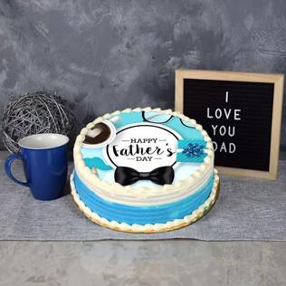 Dapper & delicious Fathers Day Cake Connecticut