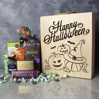 Halloween Sweets Crate Connecticut