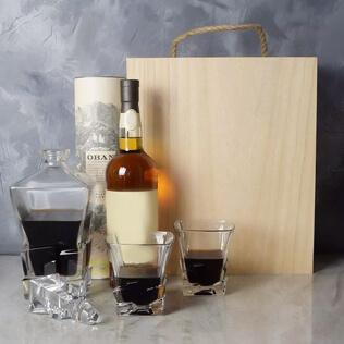 Liquor & Decanter Crate Connecticut