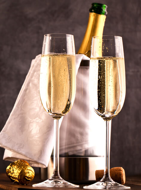 Champagne Gift Baskets Delivery Dayville