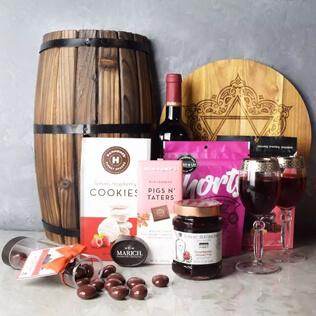 Kosher Raspberry Sweets & Treats Set Manchester