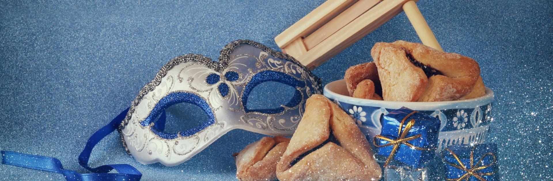 Purim Gift Baskets Dayville