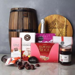Prestigious Rosh Hashanah Chocolate Gift Set Connecticut
