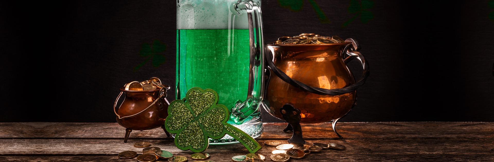St. Patrick's Day Gift Baskets Tariffville