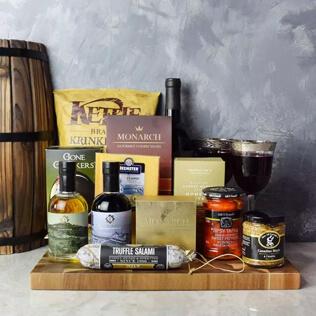 Etobicoke Wine & Cheese Gift Basket Connecticut