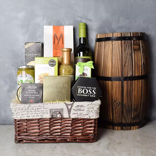 Perfect Pasta Gift Set With Wine Connecticut