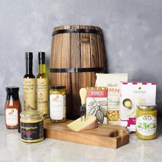 Sweet & Zesty Treats Gift Set Connecticut