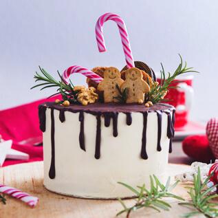 Cake gift baskets Tariffville Center