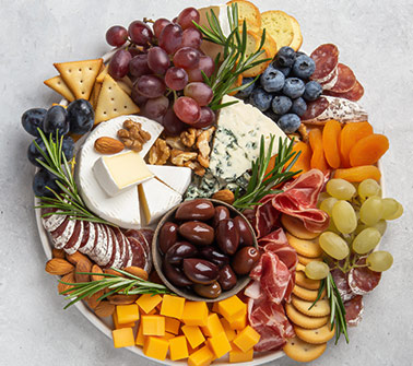 Cheese & Charcuterie Gift Baskets Delivered to Connecticut