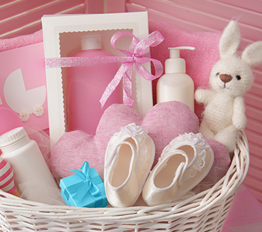 Custom Baby Gift Baskets Delivered to Connecticut