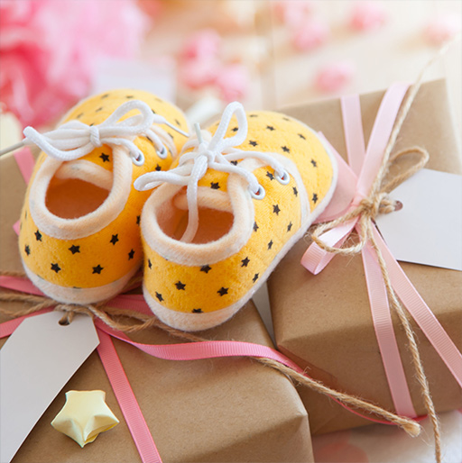 Our Baby Girl Gift Ideas for Mom & Dad