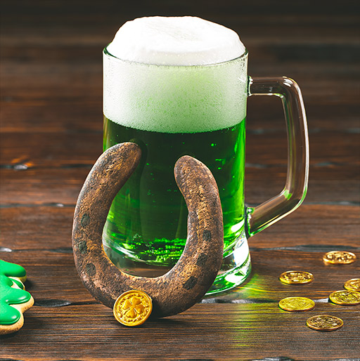 Our St. Patricks Gift Ideas for Mom & Dad